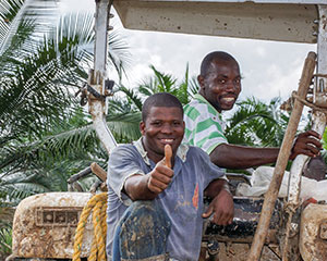 Voices of the Oil Palm
